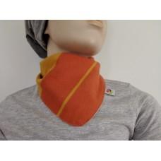 Oranžový šáteček