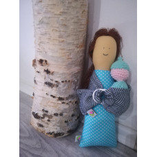 Nosicí panenka