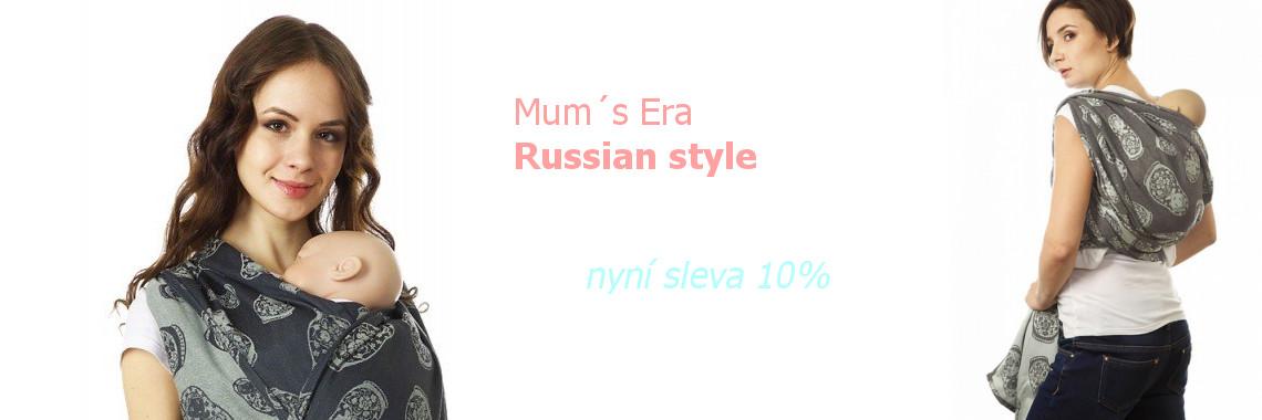 russian style sleva